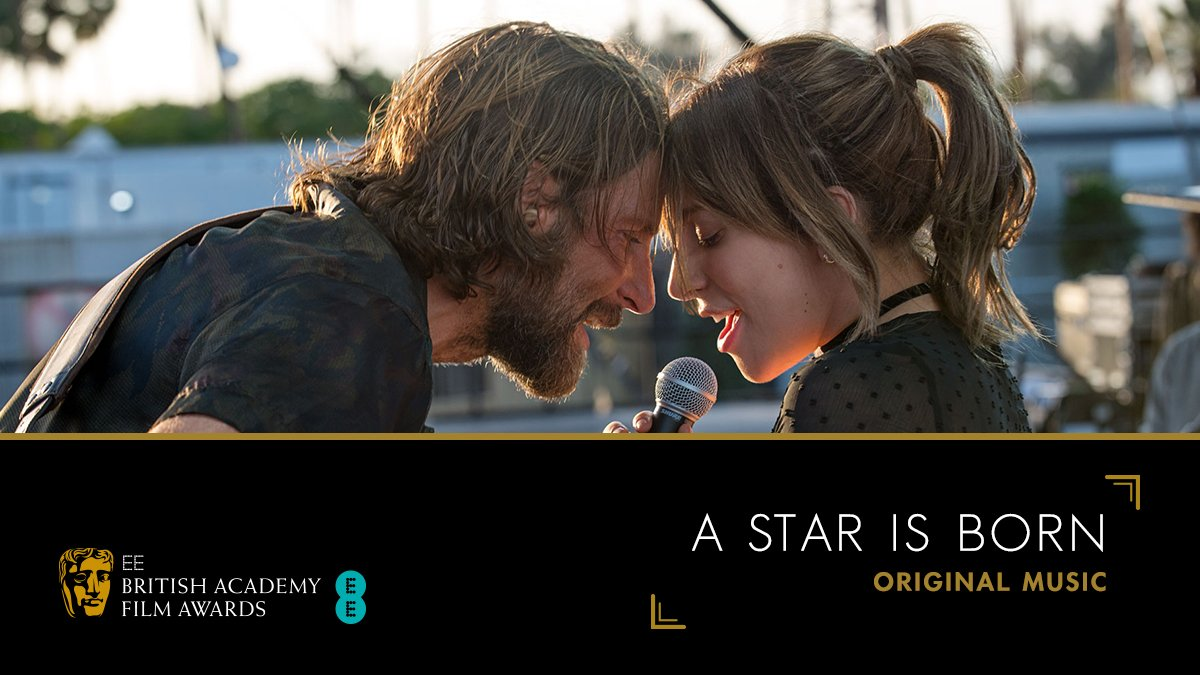 'A Star Is Born' wins BAFTA, Gaga wishes she was there