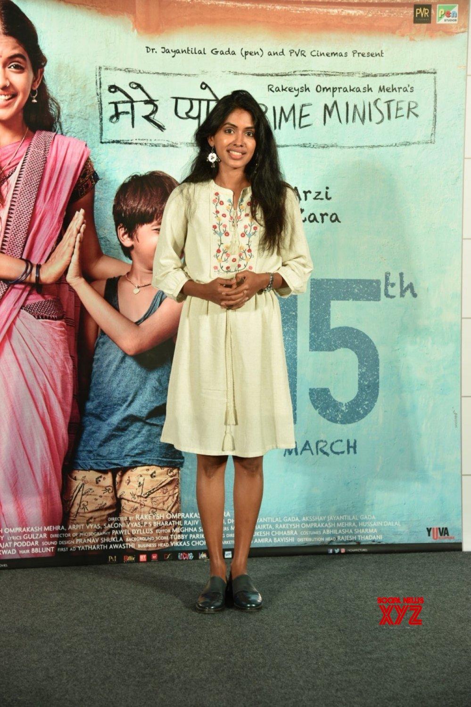 "Mumbai: Film ""Mere Pyare Prime Minister"" - trailer launch #Gallery"
