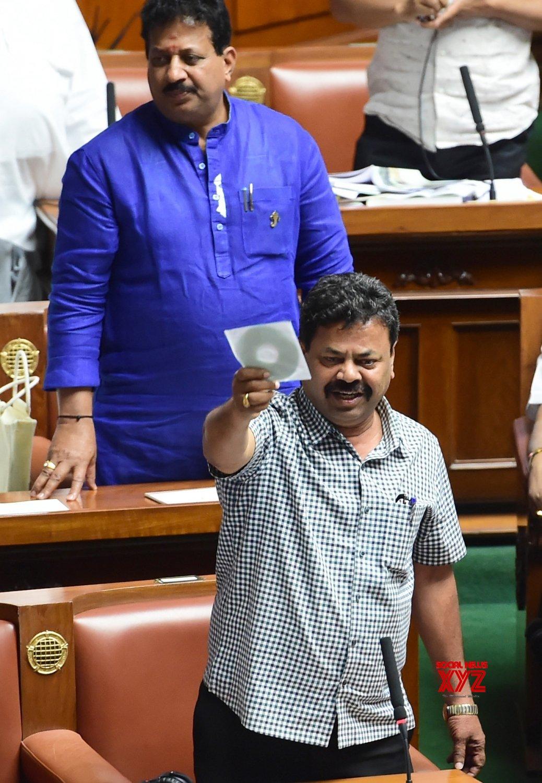 Bengaluru: Karnataka Assembly session (Batch - 2) #Gallery
