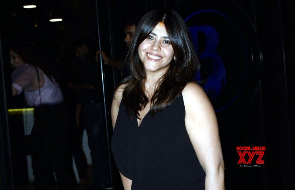 Ekta Kapoor: My next's a crackling comedy with Disha Patani