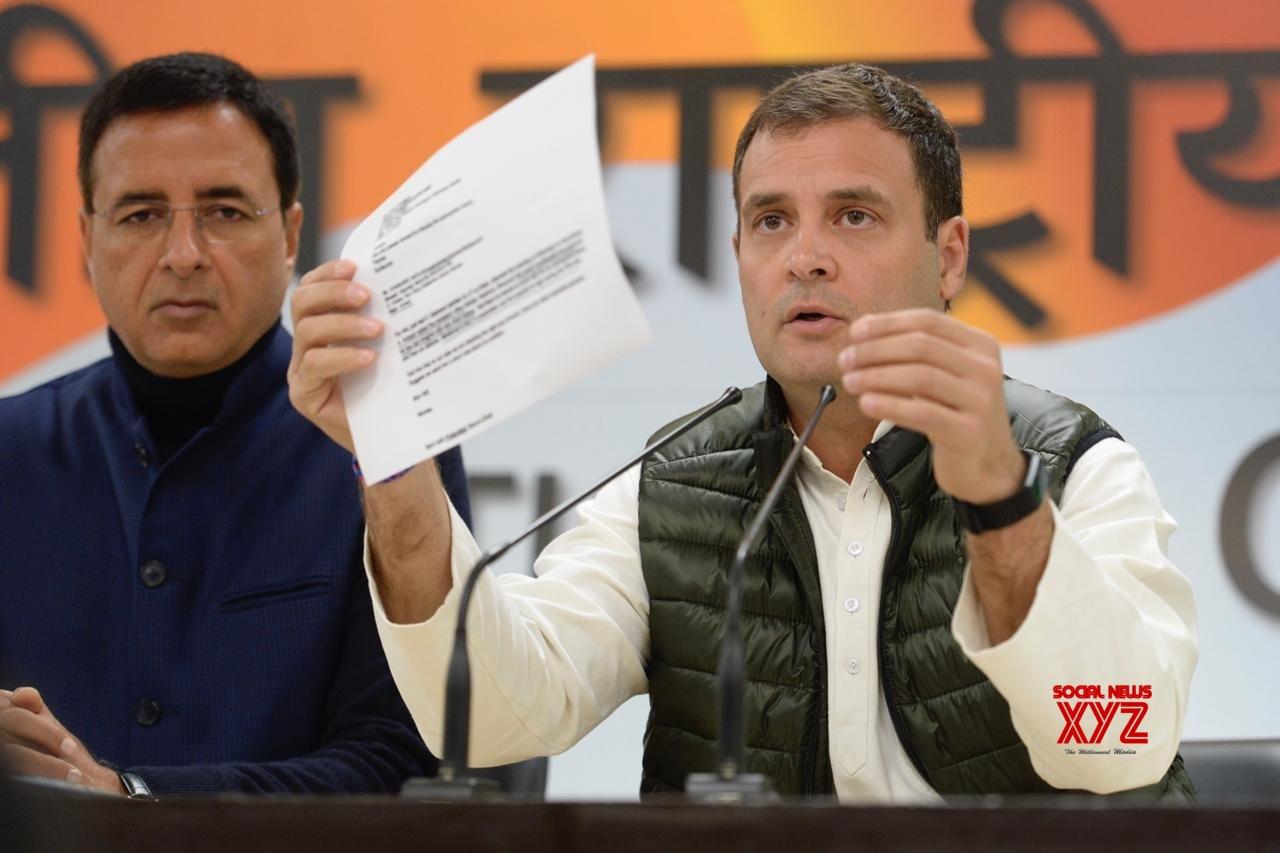 Reliance Defence says MoU cited by Rahul has no link with Rafale deal