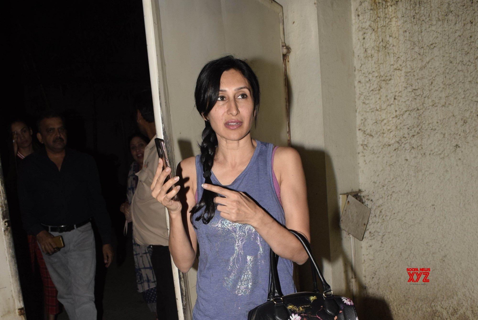 """Mumbai: Web series """"Punch Beat"""" - screening #Gallery"""
