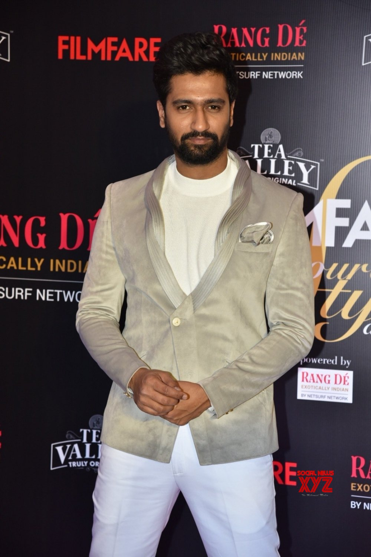 Mumbai: Filmfare Glamour And Style Awards 2019 - Vicky Kaushal #Gallery