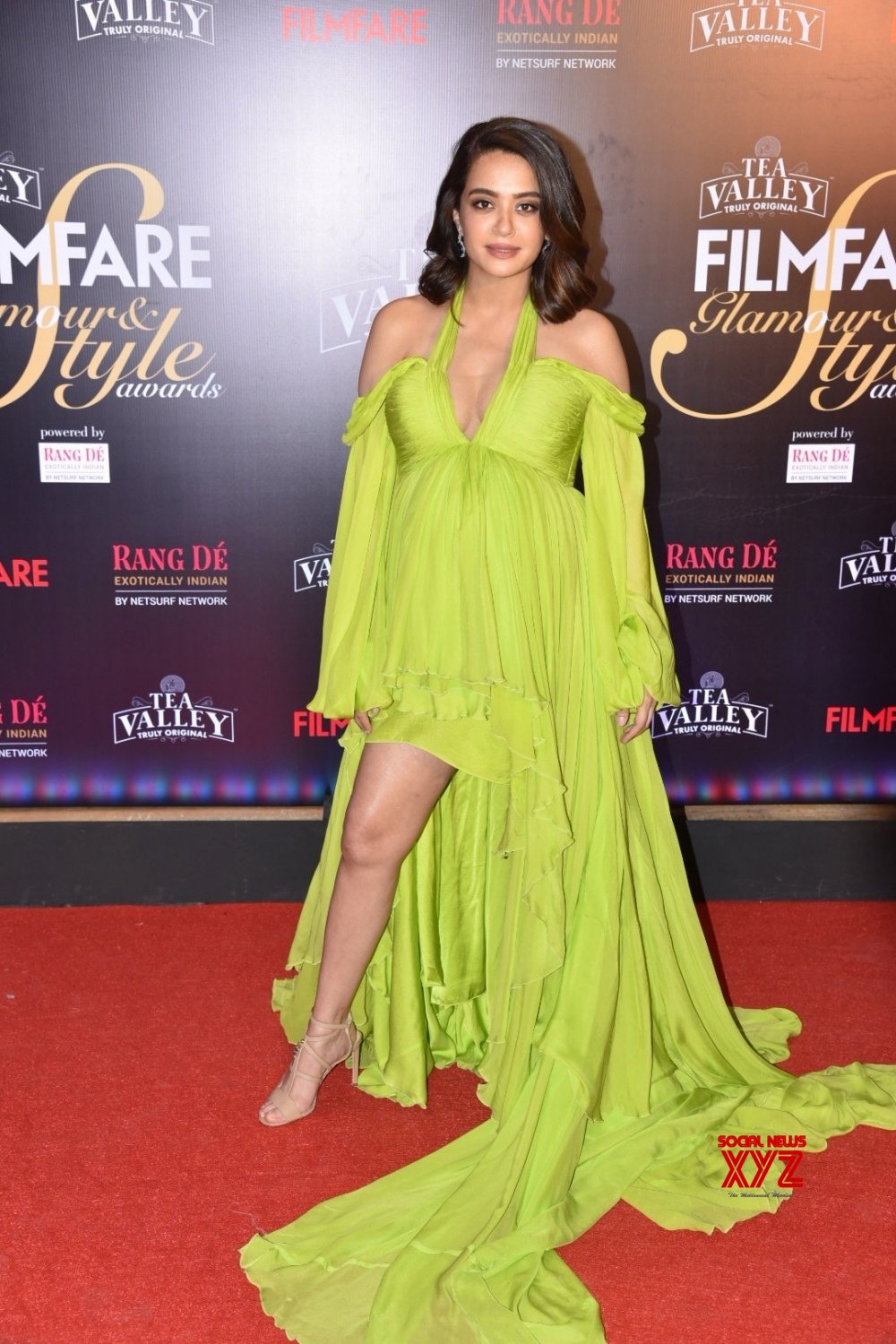 Mumbai: Filmfare Glamour And Style Awards 2019 - Akshara, Rekha, Shilpa and others #Gallery