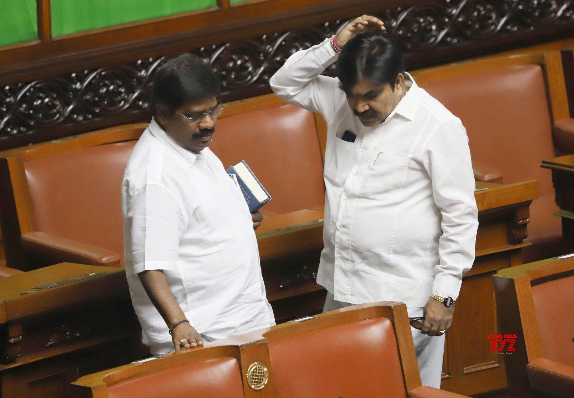 Bengaluru: Karnataka Assembly Budget Session (Batch - 6) #Gallery