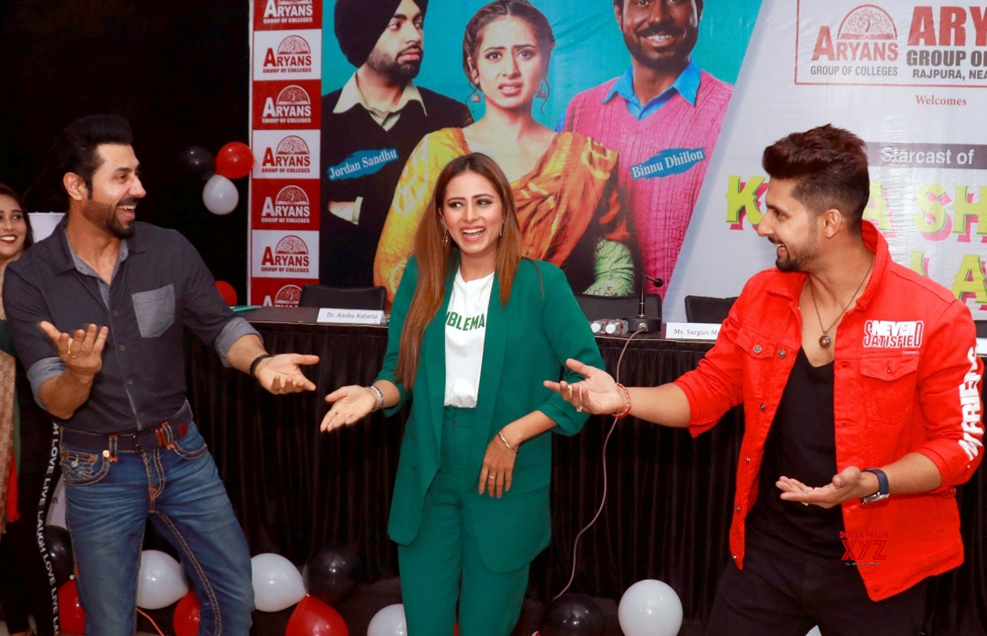 Mohali: 'Kala Shah Kala' - promotions #Gallery