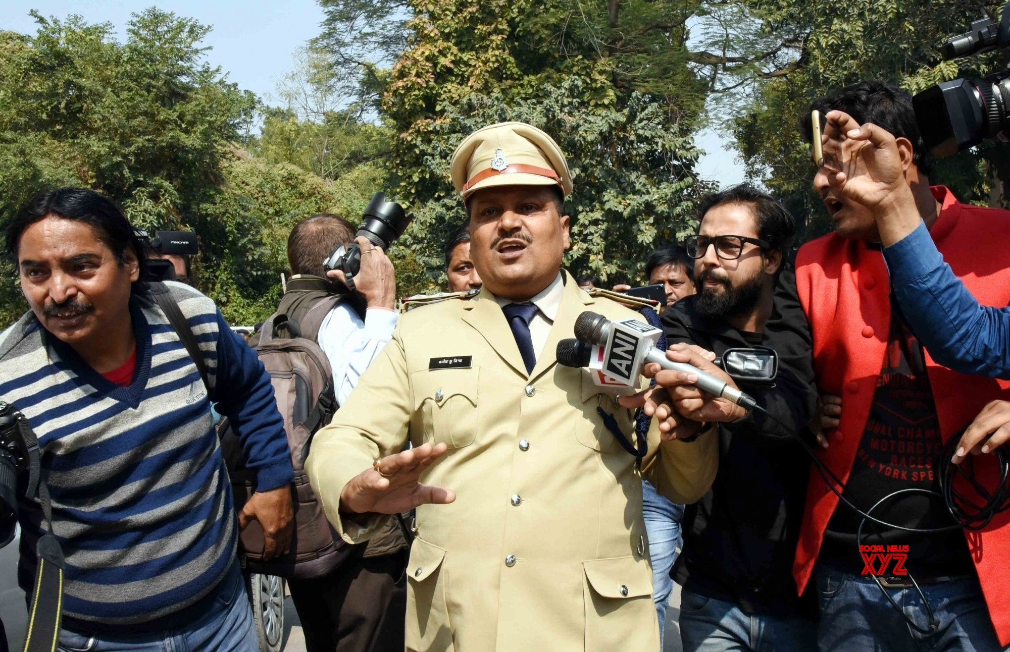 Patna: Bihar Assembly Marshal #Gallery