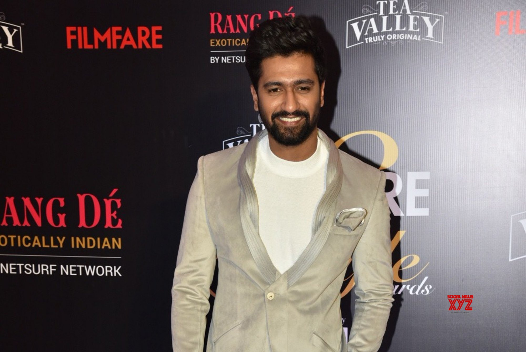 Mumbai: Filmfare Glamour And Style Awards 2019 - Vicky Kaushal #Gallery