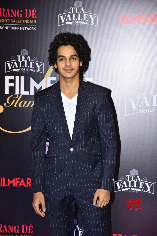 Mumbai: Filmfare Glamour And Style Awards 2019 - Ishaan Khatter #Gallery