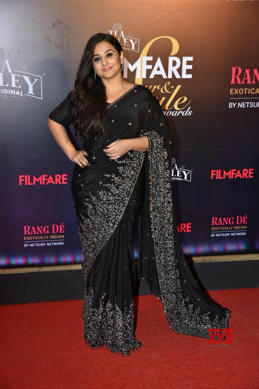 Mumbai: Filmfare Glamour And Style Awards 2019 - Vidya Balan #Gallery