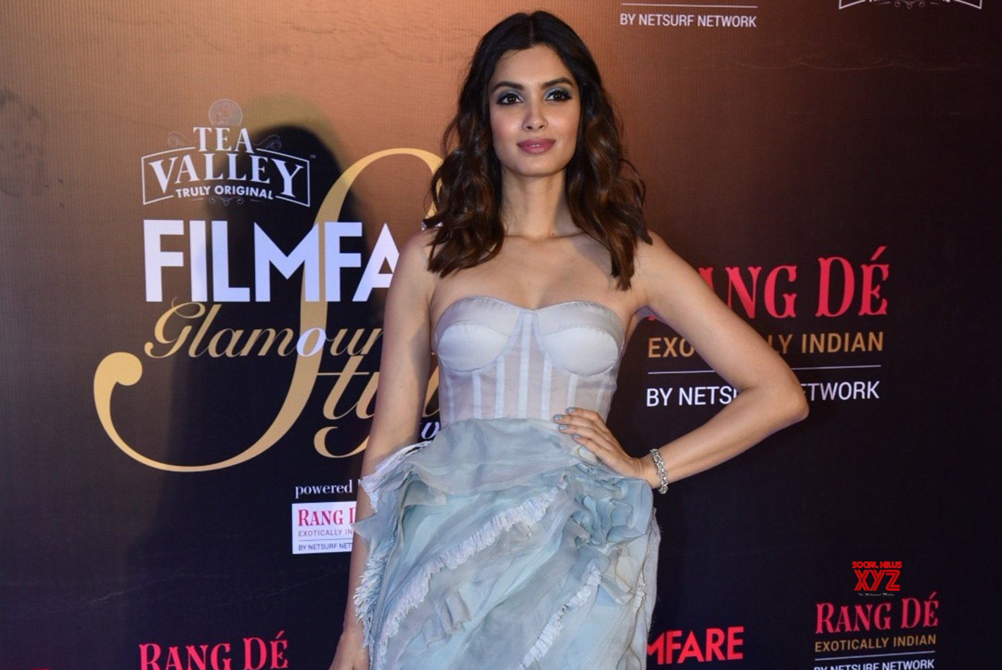 Mumbai: Filmfare Glamour And Style Awards 2019 - Diana Penty #Gallery