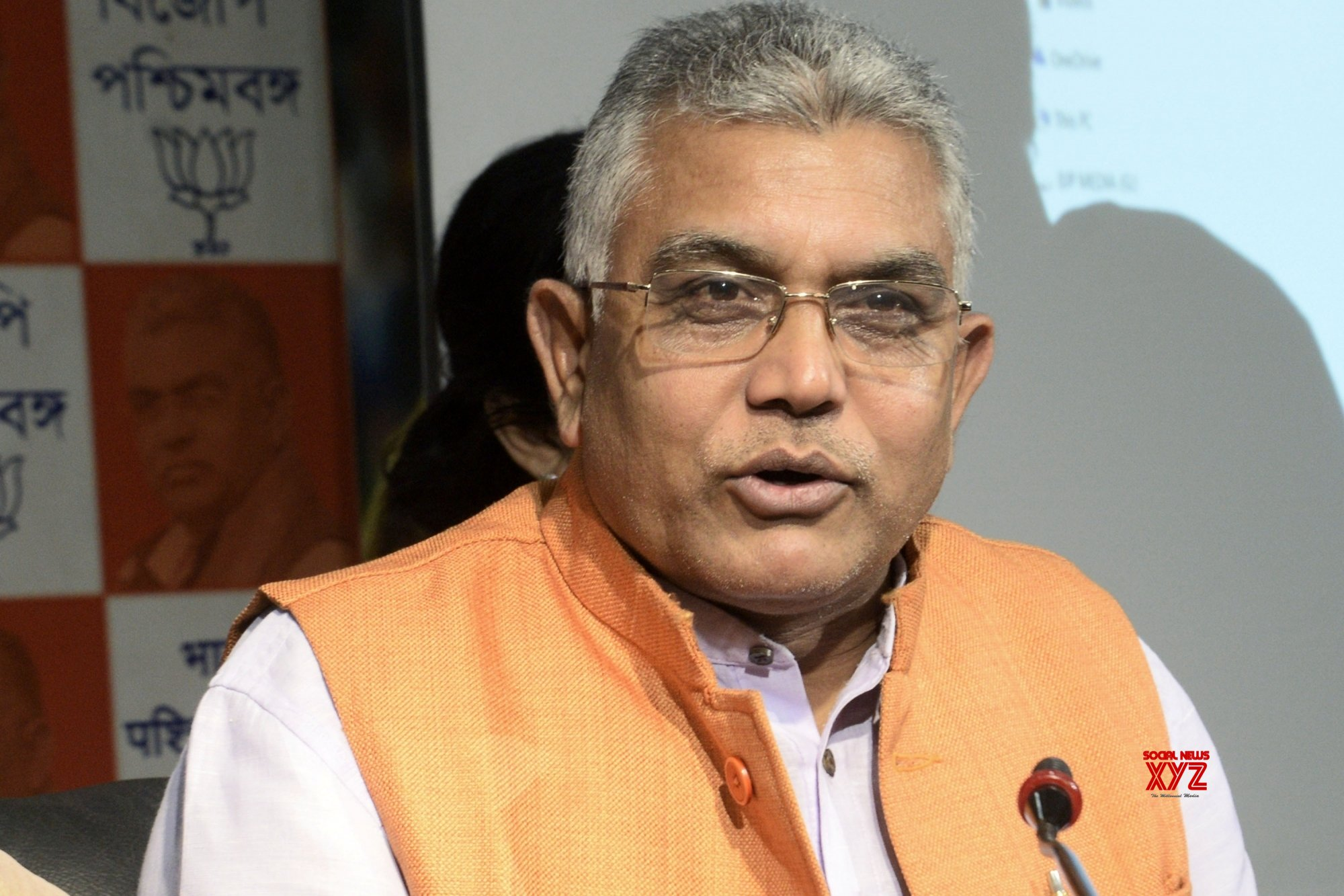 Infiltration, security key issues: Bengal BJP chief