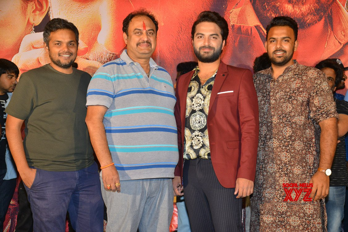 Falaknuma Das Movie Teaser Launched