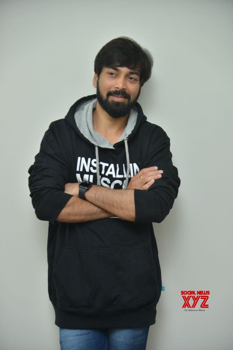 Suvarna Sundari Movie Hero Indra Interview Stills