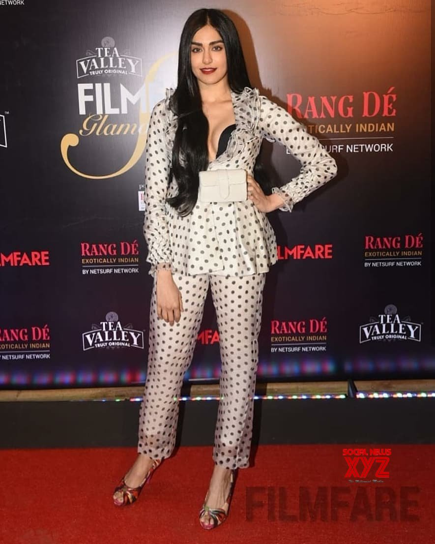 Actress Adah Sharma Looks For Filmfare Glamour And Style Awards