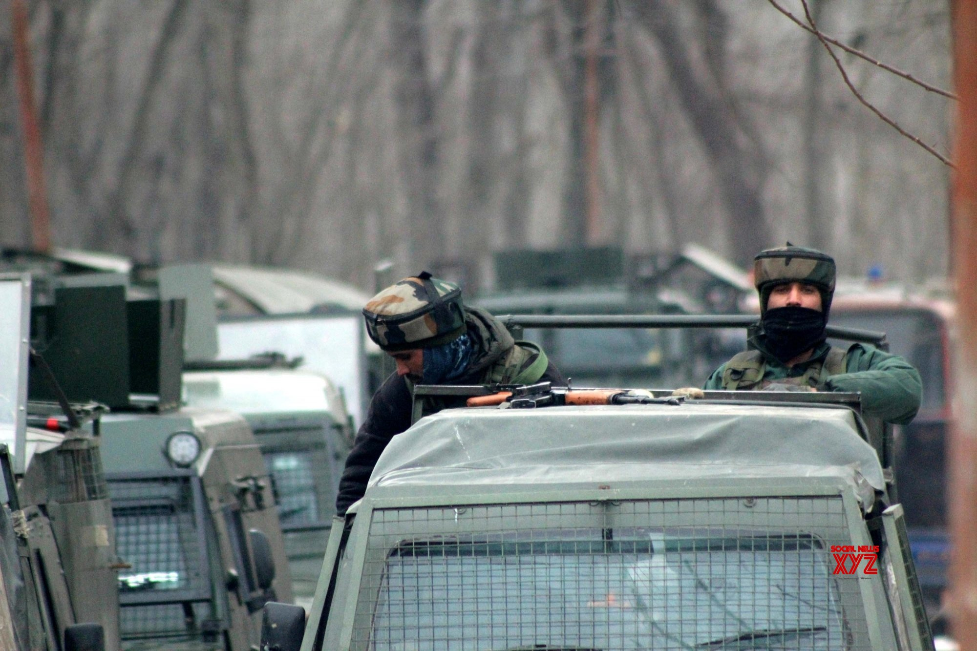 Badgam: 2 militants killed in J&K #Gallery