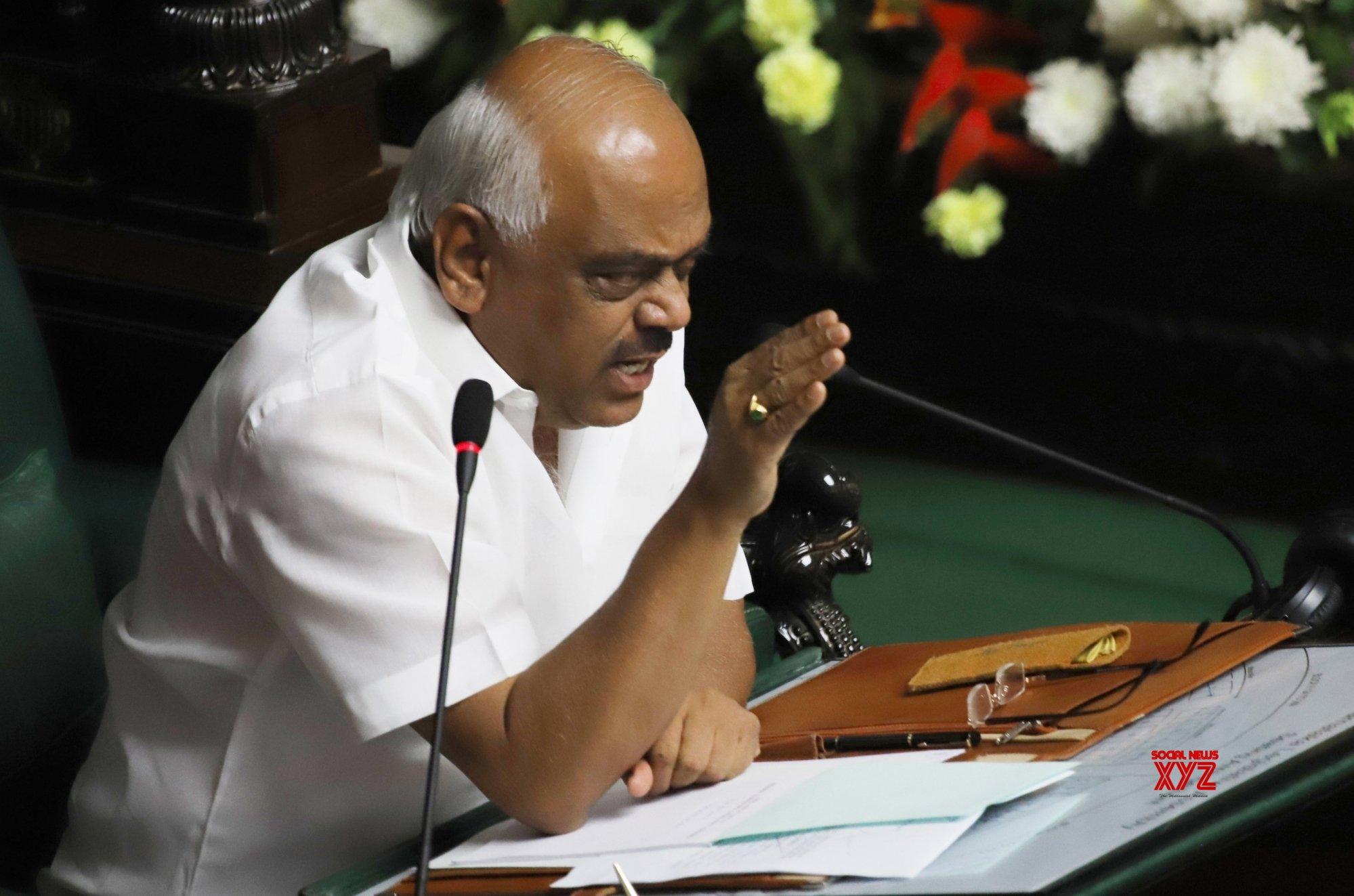 Karnataka Speaker finds rebel MLAs' resignations 'faulty'