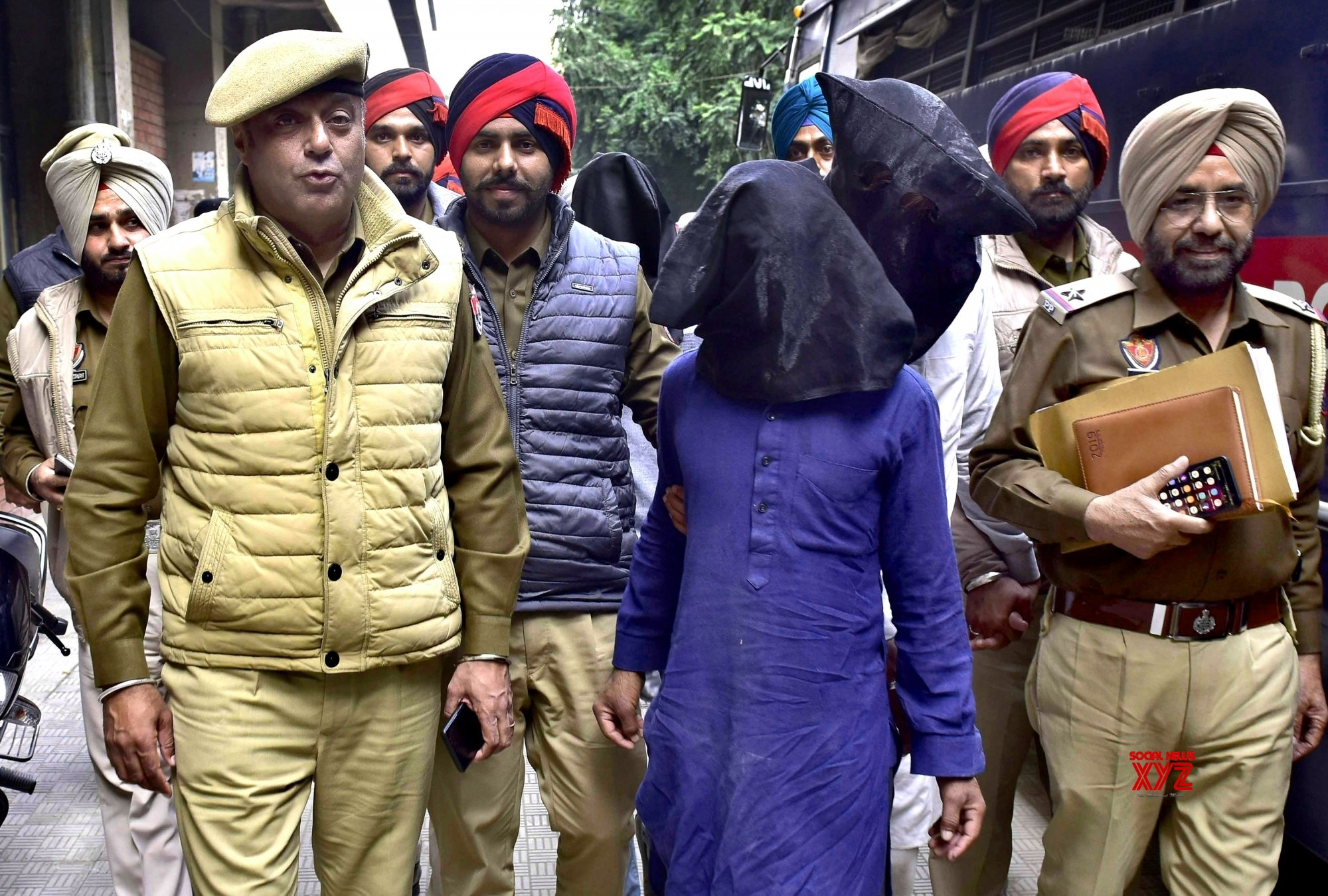 Ludhiana: Punjab Police arrests 2 accused in Ludhiana gang rape case #Gallery