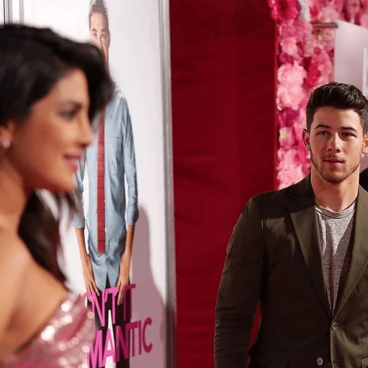 Nick Jonas And Priyanka Chopra At Isn't It Romantic Movie Promotions - Gallery