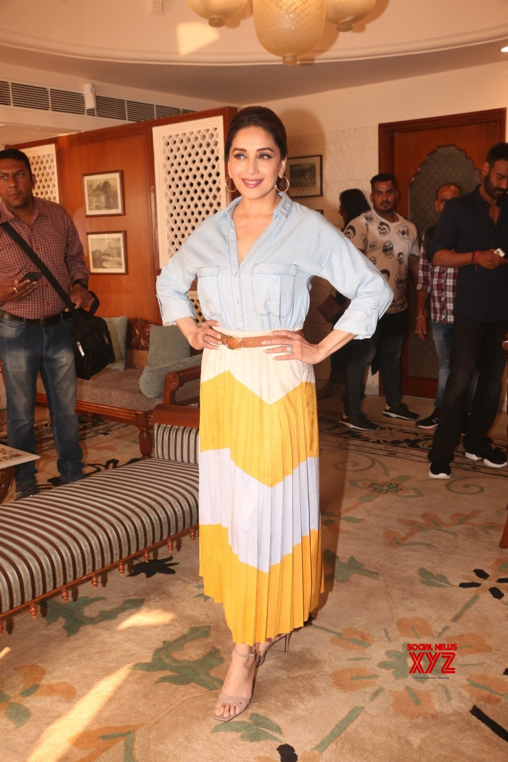 Mumbai: Total Dhamaal's press conference (Batch - 1) #Gallery