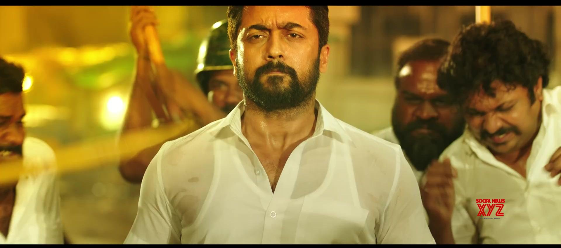 Suriya's NGK Movie Teaser Stills