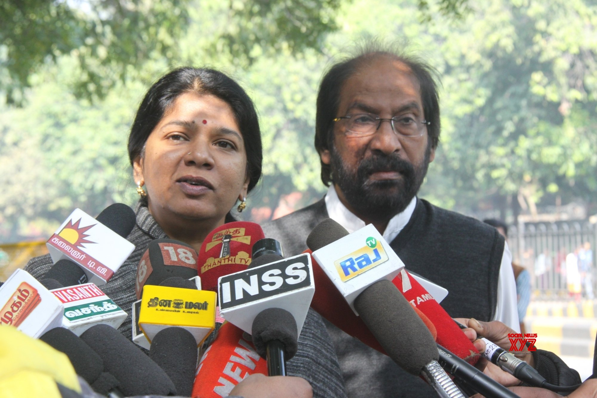 Kanimozhi figures in DMK's list of LS candidates