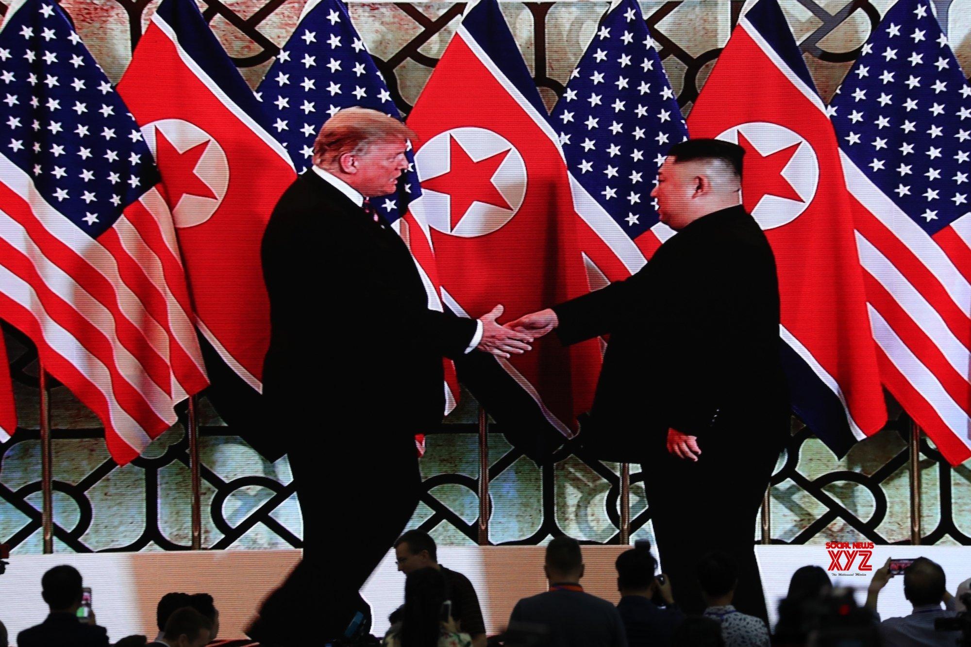 'Moon expects Trump to meet Kim Jong-un before Nov polls'