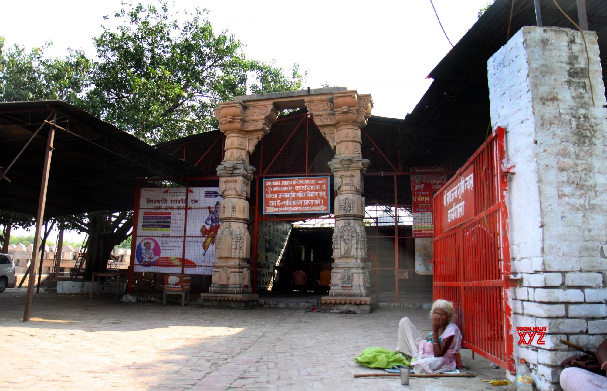 ALERT: Ayodhya on high alert following intel about terrorists coming in from Nepal