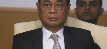 Ranjan Gogoi. (File Photo: IANS)