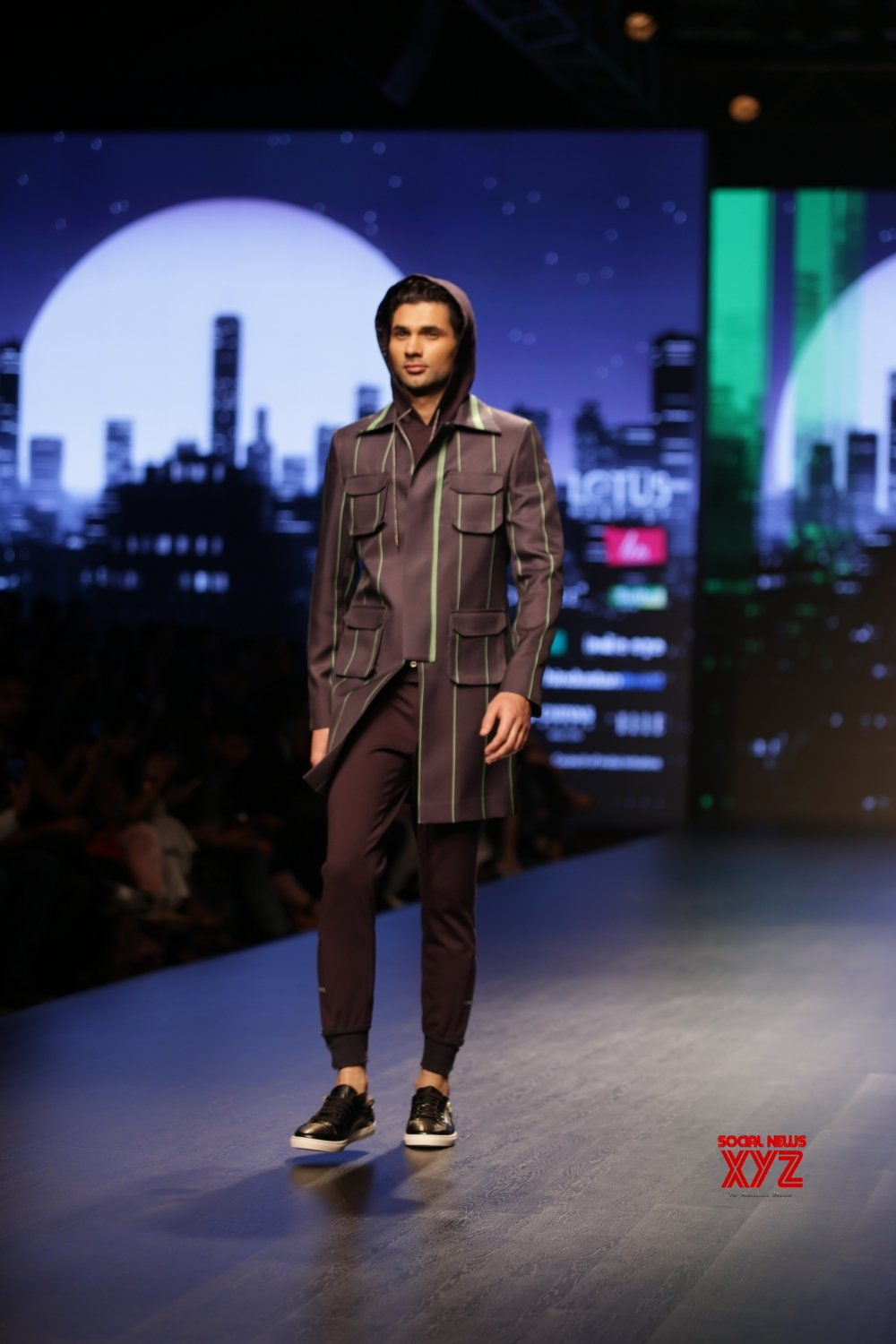 New Delhi: Lotus India Fashion Week - Day 4 - Pawan Sachdeva #Gallery