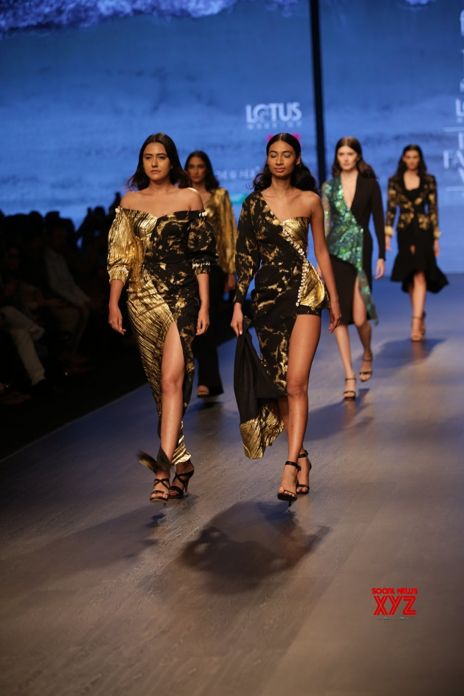 New Delhi: Lotus India Fashion Week - Day 4 - Nikhita Tandon (Batch - 3) #Gallery