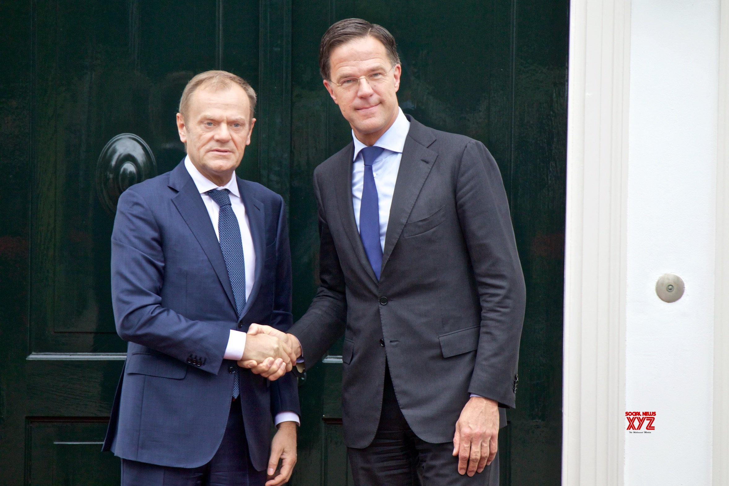 THE NETHERLANDS - THE HAGUE - PM - EU - MEETING #Gallery