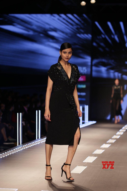 New Delhi: Lotus India Fashion Week - Day 3 - Namrata Joshipura (Batch - 2) #Gallery