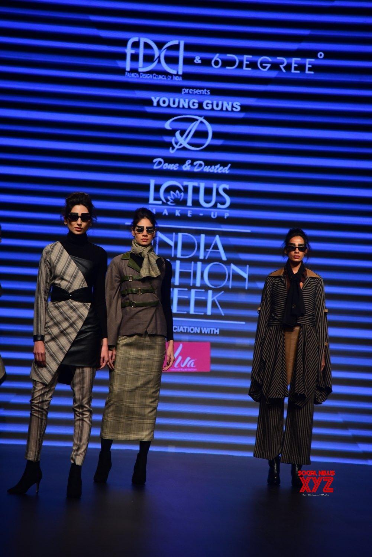 New Delhi: Lotus India Fashion Week - Day 4 - Disha (Batch - 2) #Gallery