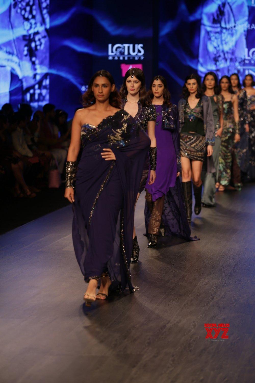 New Delhi: Lotus India Fashion Week - Day 4 - Kommal Sood (Batch - 3) #Gallery