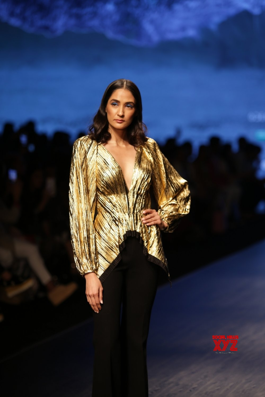 New Delhi: Lotus India Fashion Week - Day 4 - Nikhita Tandon (Batch - 2) #Gallery