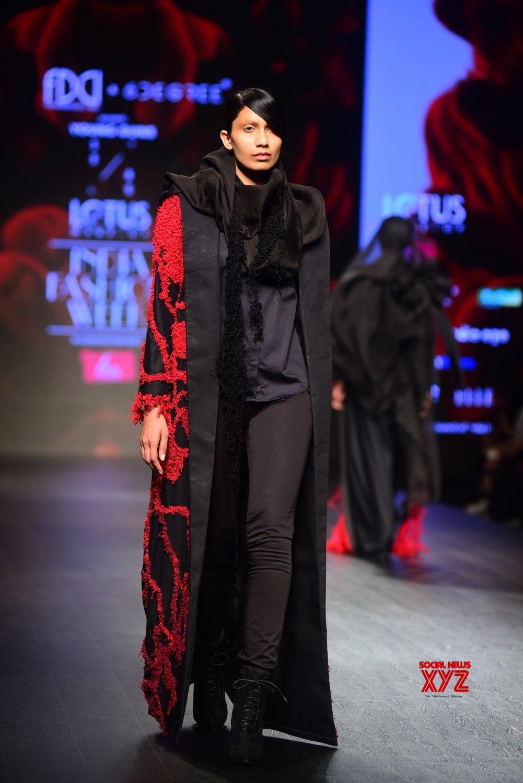 New Delhi: Lotus India Fashion Week - Day 4 - SGBG Atelier (Batch - 2) #Gallery