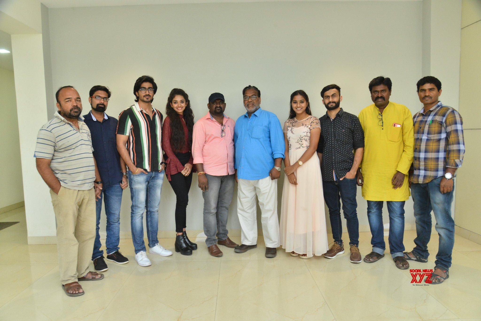 Bilalpur Police Station Movie Success Meet Gallery