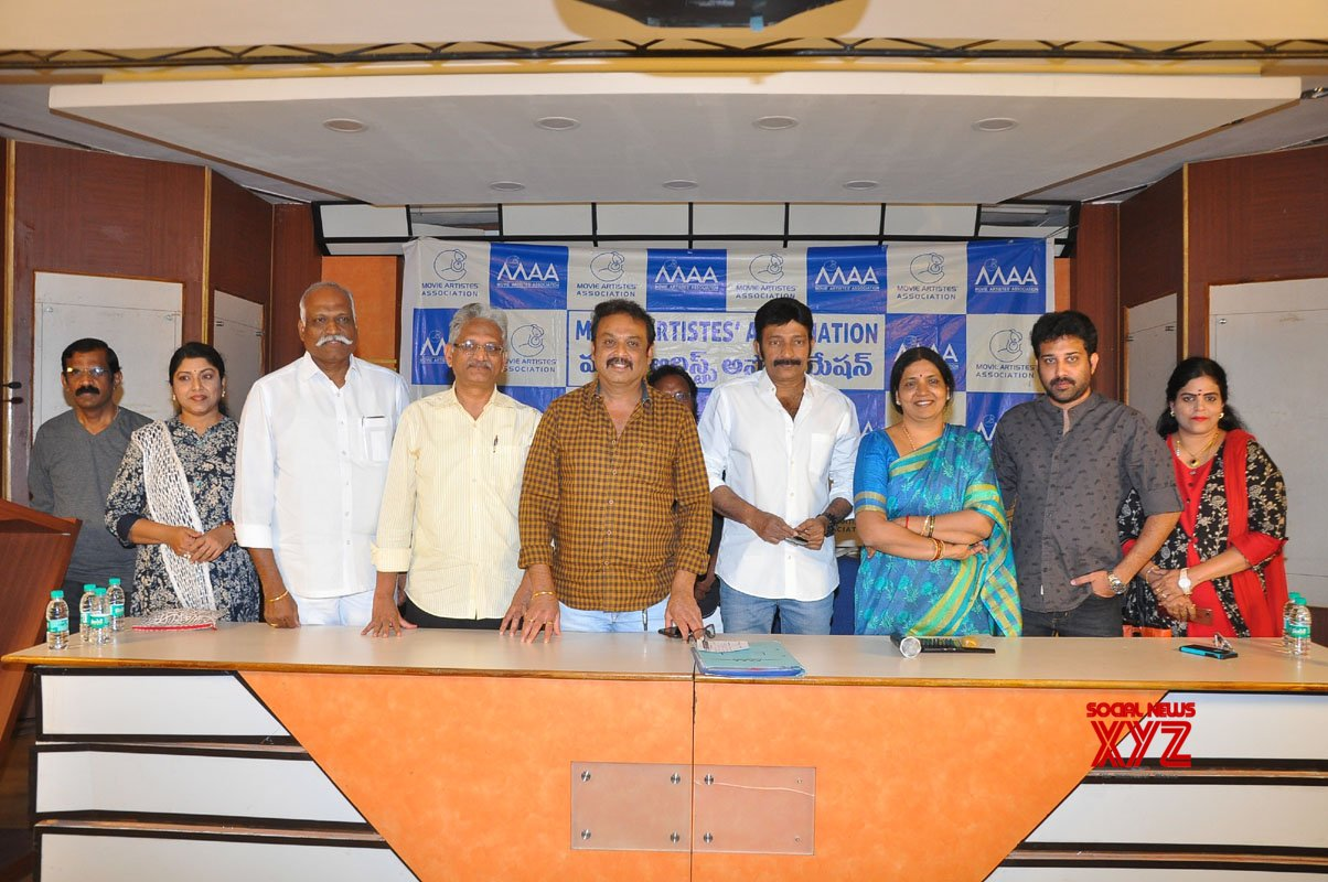 Movie Artists Association (MAA) current panel is blocking new panel from taking charge