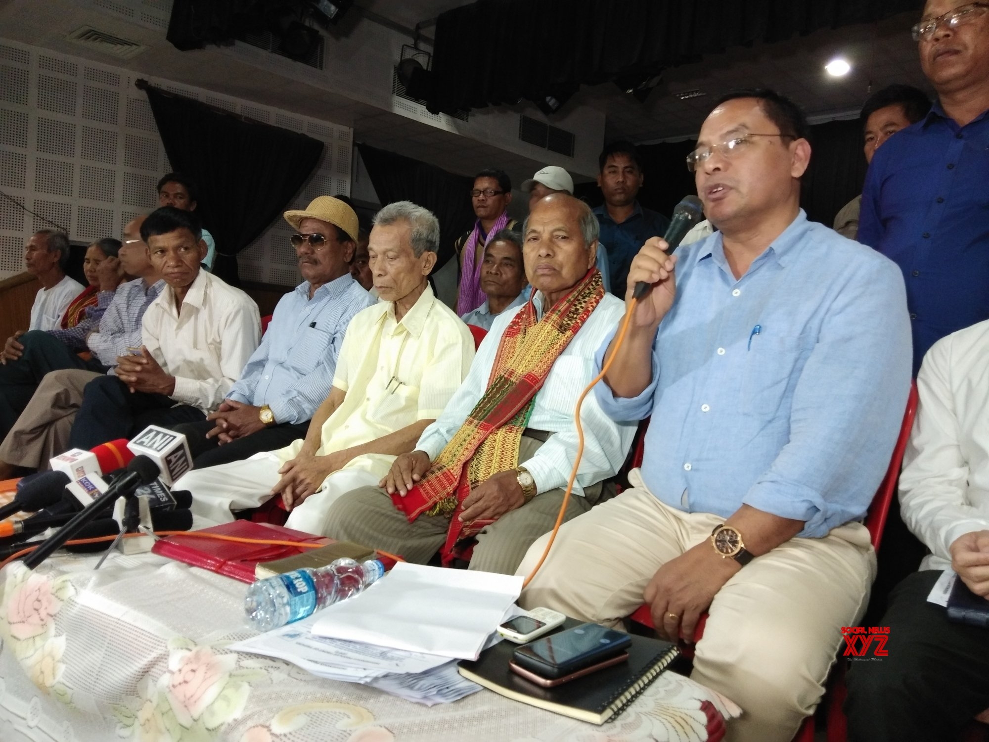 Agartala: BJP's Tripura ally announces its own LS candidates #Gallery