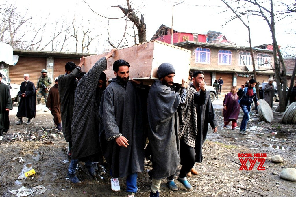 Shopian: Police woman shot dead in J&K's Shopian district #Gallery