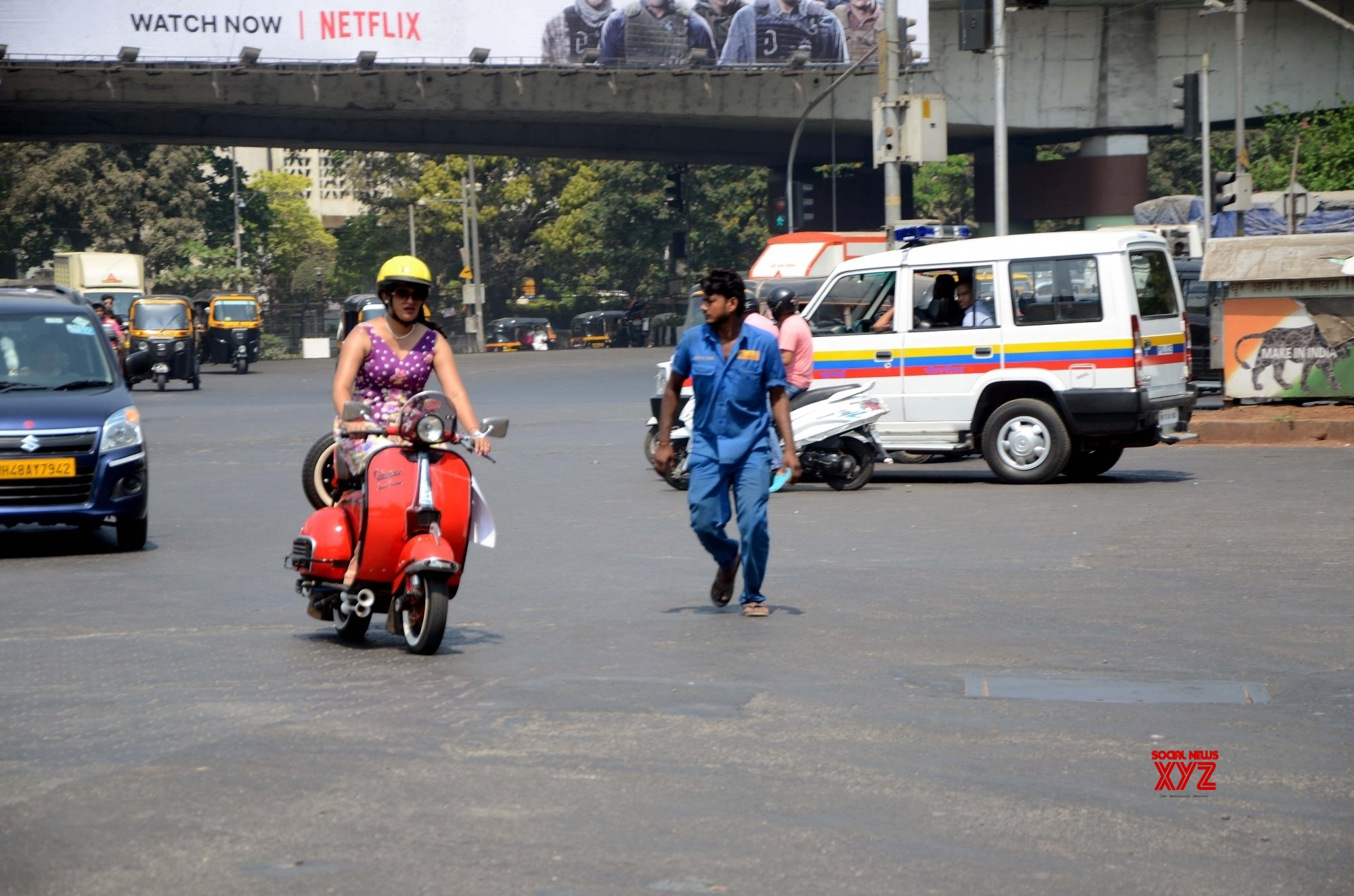 Mumbai: Vintage car rally #Gallery