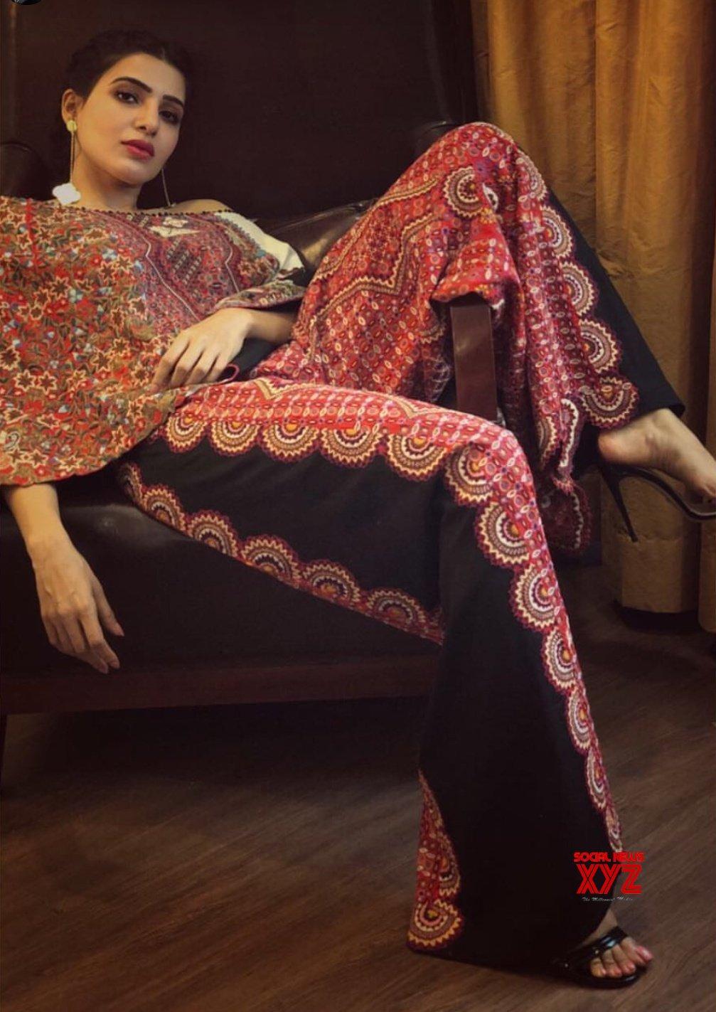 Actress Samantha Innocent New Stills