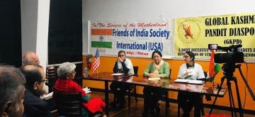 Pakistan is global terror state: Kashmiri Pandits.