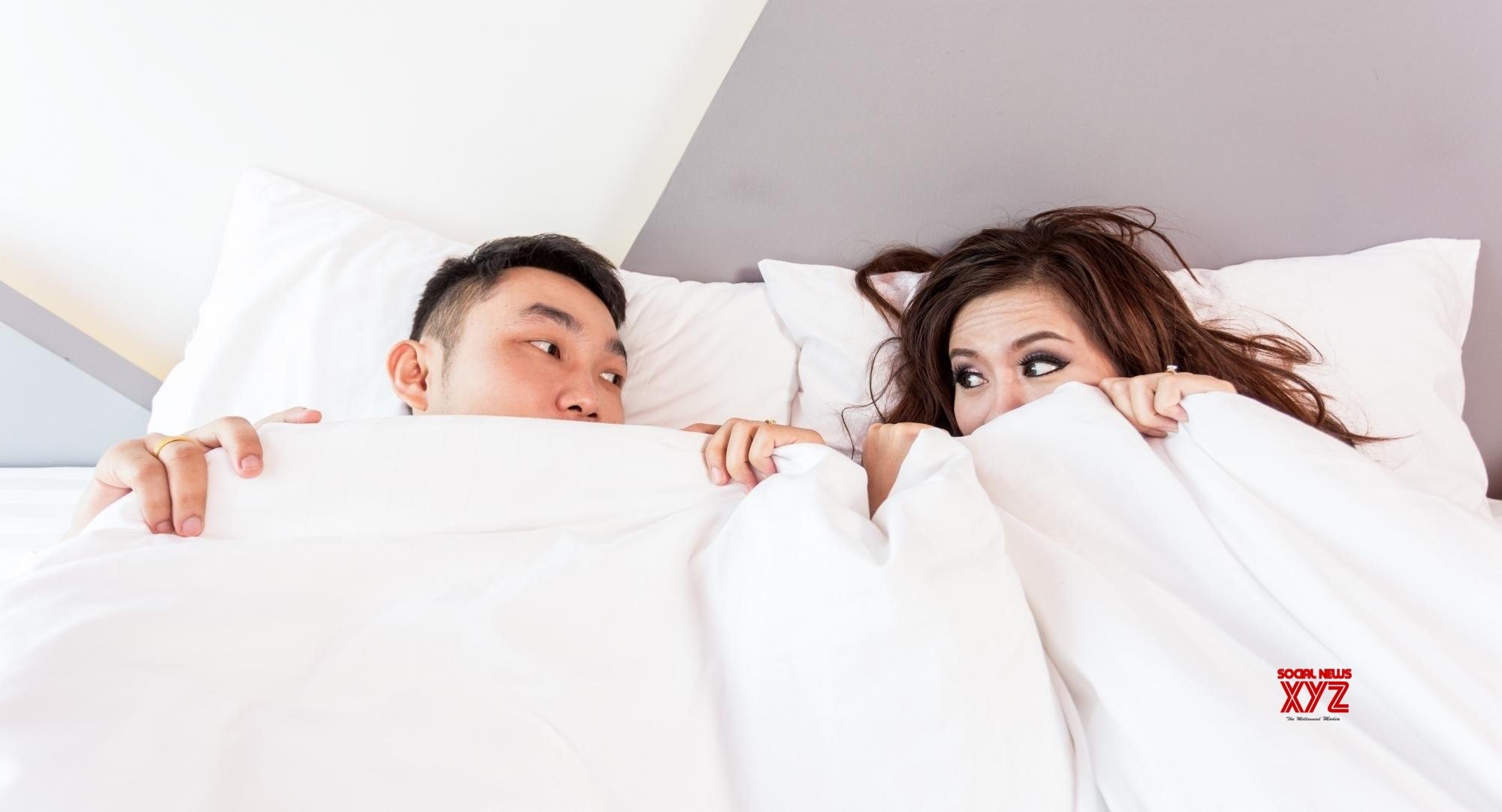 Men act less interested in sex than they really are