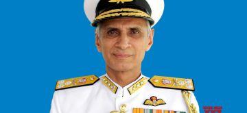 Vice Admiral Karambir Singh. (File Photo: IANS)