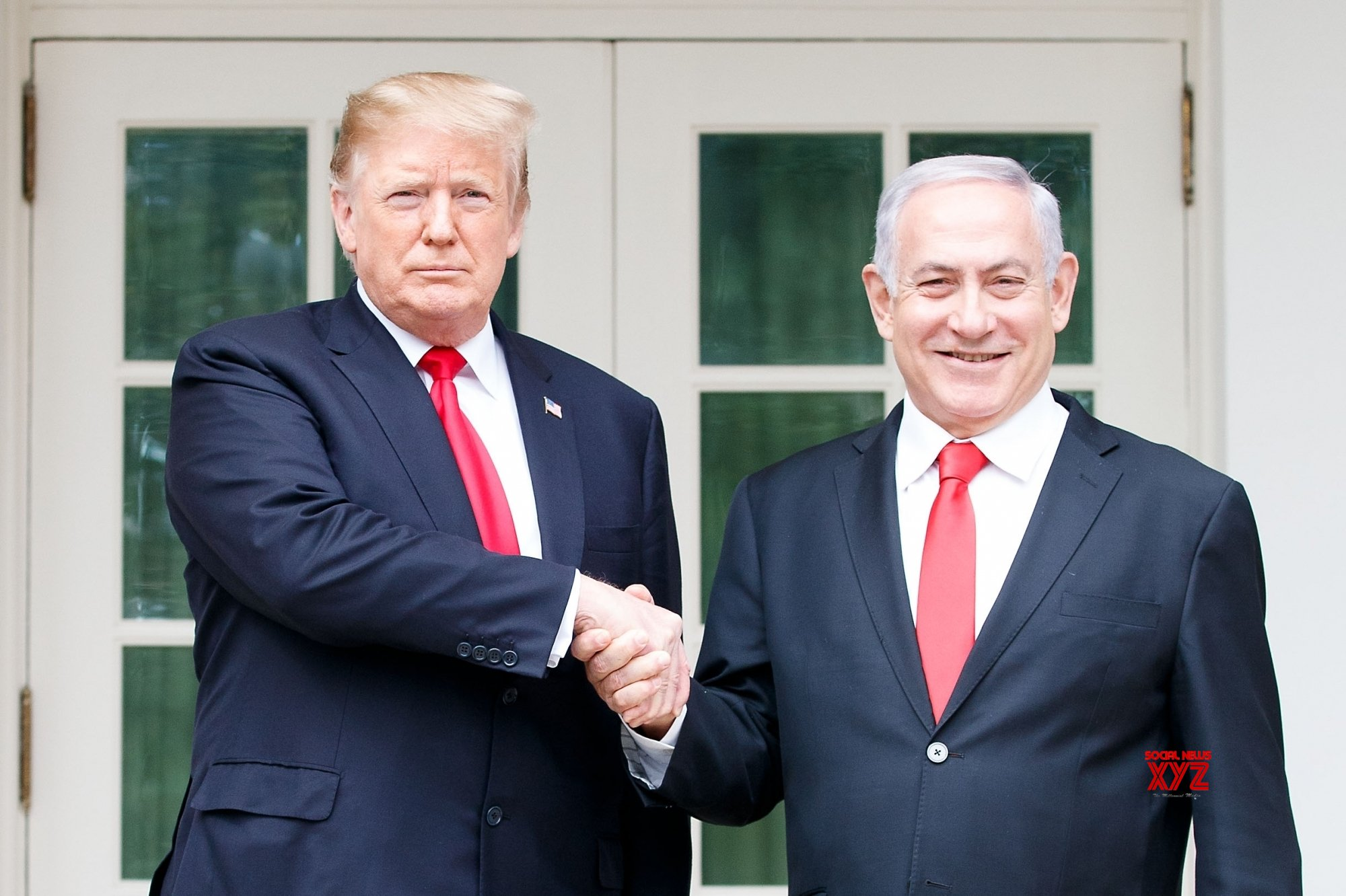 Trump to host Israel's Netanyahu at White House next week