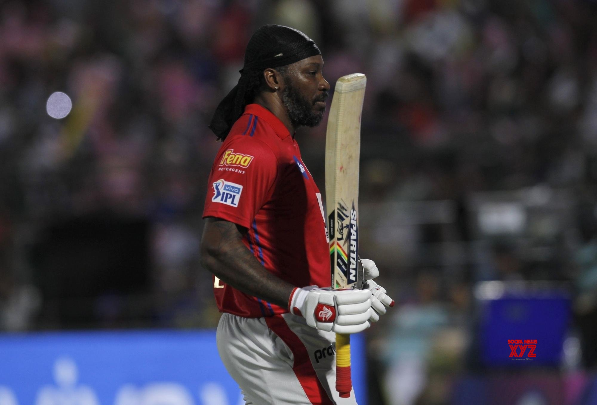 KXIP want to win the IPL for the Universe Boss: Gayle - Social News XYZ