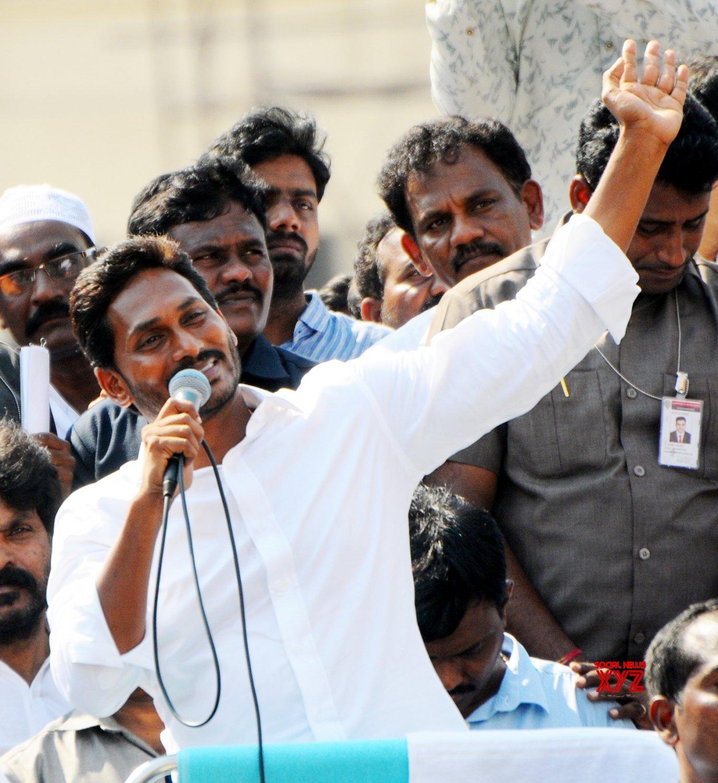 Ongole: Andhra Pradesh Assembly elections - YS Jaganmohan