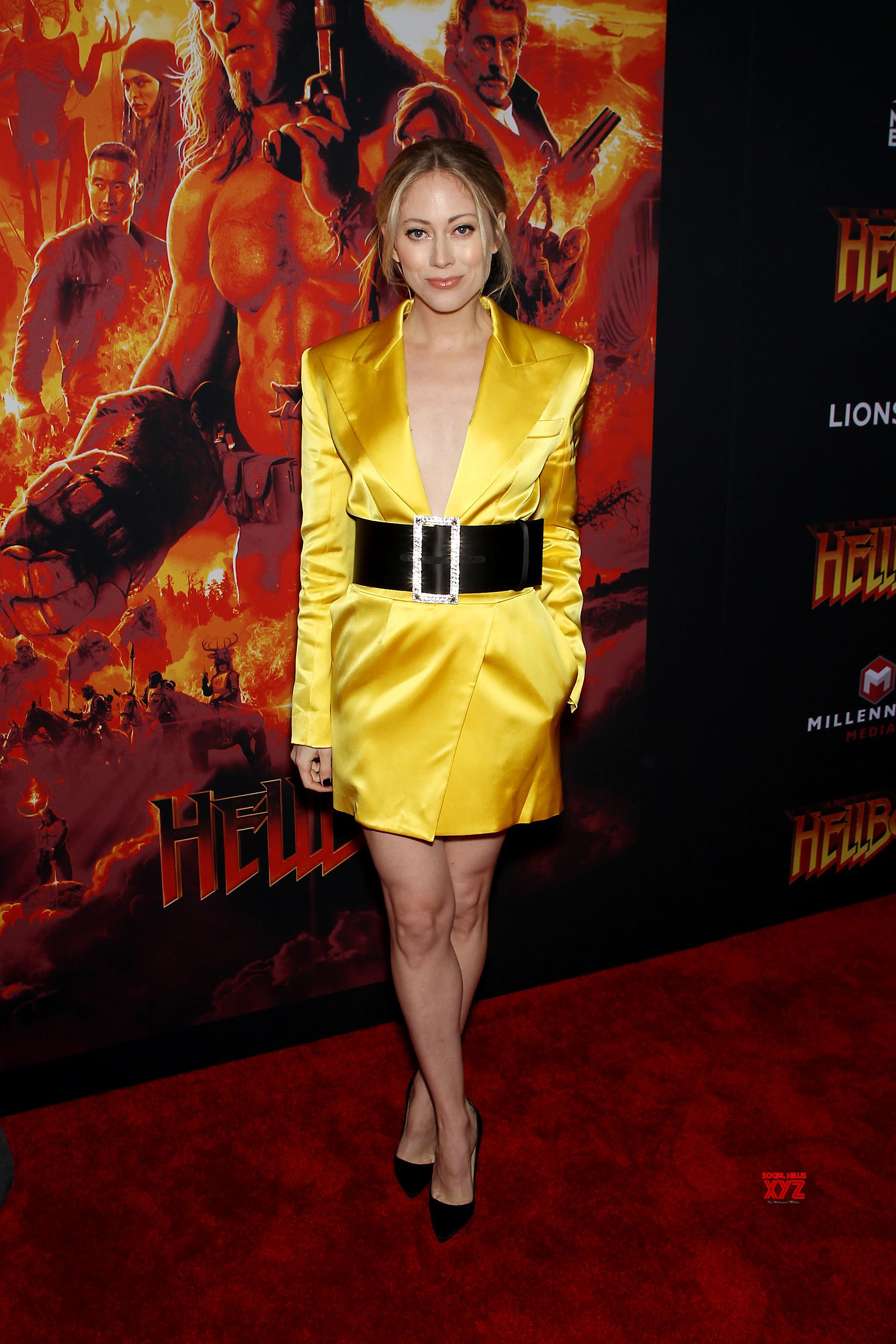 Hellboy Movie NY Special Screening HD Gallery